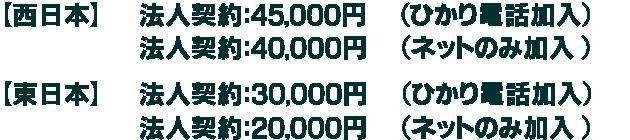 エイコーテクノキャッシュバック金額